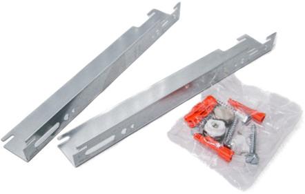 Монтажный комплект для стальных панельных радиаторов Axis