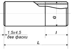 Стальные резьбы ГОСТ 6357-81
